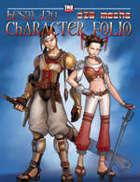 BESM d20 Character Folio