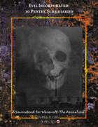 Evil Incorporated: 10 Pentex Subsidiaries