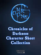 MrGone's Chronicles of Darkness Character Sheet Collection