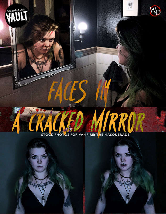 Faces in a Cracked Mirror
