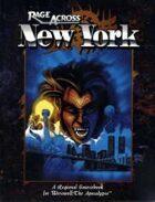 Rage Across New York