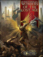 The Books of Sorcery, Vol. I - Wonders of the Lost Age