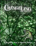Changeling: The Lost Character Sheet Pad