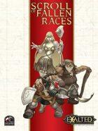 Scroll of Fallen Races