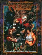 Werewolf Players Guide (2e)