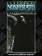 Clanbook: Nosferatu - 1st Edition (WW2054)
