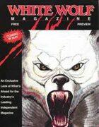 White Wolf Magazine Preview