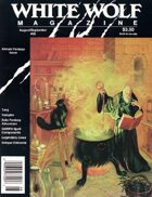 White Wolf Magazine #28