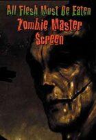Zombie Master's Screen