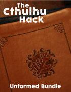 The Cthulhu Hack Unformed Bundle [BUNDLE]