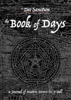 The Dee Sanction: The Book of Days