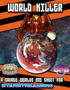 StarStreamers: World Killer One Sheet