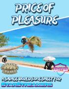 StarStreamers: Price of Pleasure One Sheet