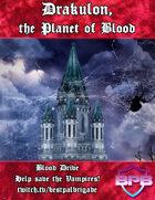 StarStreamers: Blood Drive One Sheet