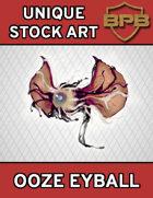 Unique Stock Art - Ooze Eyeball