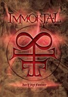 Immortal dark age fantasy