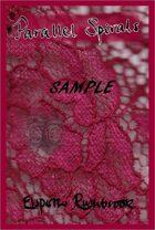 Parallel Spirals 1 SAMPLE