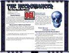 The Necromancer Core Specialist Wizard