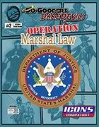 Operation: Marshal Law for ICONS