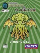 The Manual of Mutants & Monsters: Cthulhu & Co. for ICONS