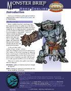 Monster Brief: More Goblins