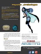 Super Archetypes: Mystic