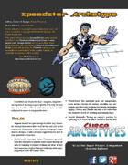 Super Archetypes: Speedster