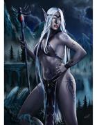 Quico Vicens Picatto Presents: Drow Sorceress
