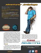Super Archetypes: Adventurer