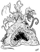 Quico Vicens Picatto Presents: Abomination