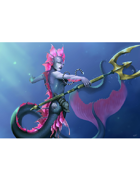 Quico Vicens Picatto Presents: Mermaid Warrior