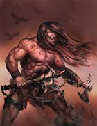 Quico Vicens Picatto Presents: Barbarian Axeman