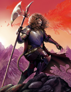Quico Vicens Picatto Presents: Lion Knight