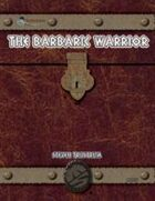 OGL Barbarian Barbaric Warrior