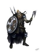 Quico Vicens Picatto Presents: Viking