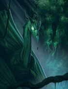Quico Vicens Picatto Presents: Forest Dragon