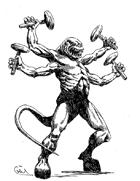 Earl Geier Presents: Blacksmith Monster