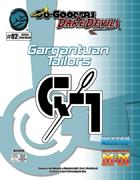 Do-Gooders & Daredevils: Gargantuan Tailors