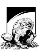 Eric Lofgren Presents: Frog Monster
