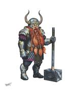 Quico Vicens Picatto Presents: Dwarf Hammer Master
