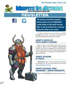 Misfit Studios September 2020 Newsletter