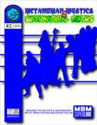 Metahuman Mystics & Supernatural Supers