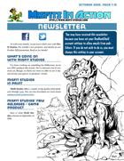 Misfit Studios October 2020 Newsletter