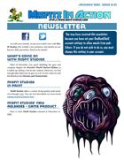 Misfit Studios January 2021 Newsletter