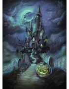 "Douglas ""Draco"" Manzini Presents: Haunted Castle"