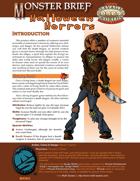 Monster Brief: Halloween Horrors