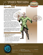 Expanded Professions: The Geomancer
