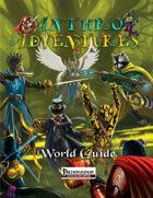 Anthro-Adventures (Pathfinder Campaign Setting)