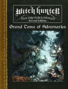 Witch Hunter 2E: Grand Tome of Adversaries
