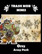 Orcs: Army Pack